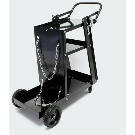 Chariot De Transport D'Outillages Et Soudage D'Atelier