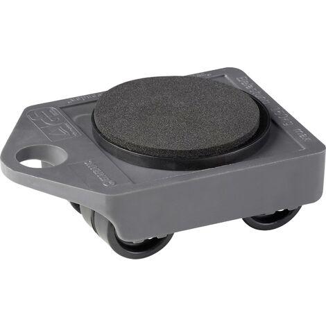 Chariot de transport Meister Werkzeuge Charge max: 150 kg plastique W63907