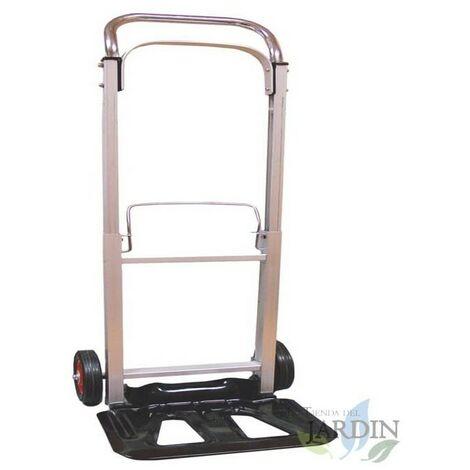 Chariot de transport pliable, charge maximale 90 Kg