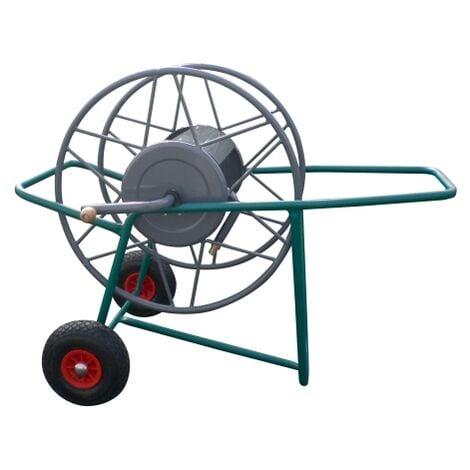 Chariot Devidoir Metal sur roues Profi-Plus, 250m