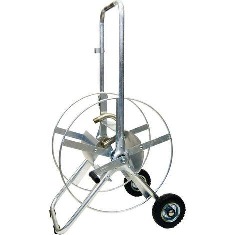 Chariot dévidoire 3/4 Pro SL: 50m galvanisé