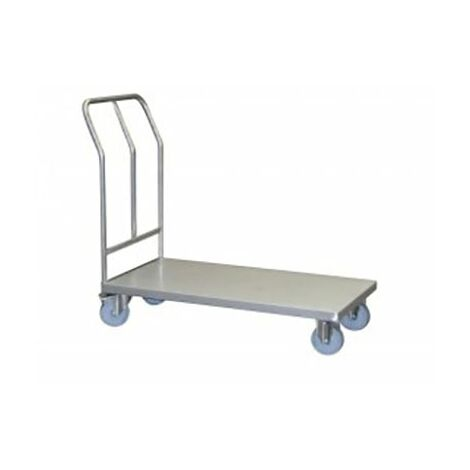 Chariot inox 316 - Charge max 200kg
