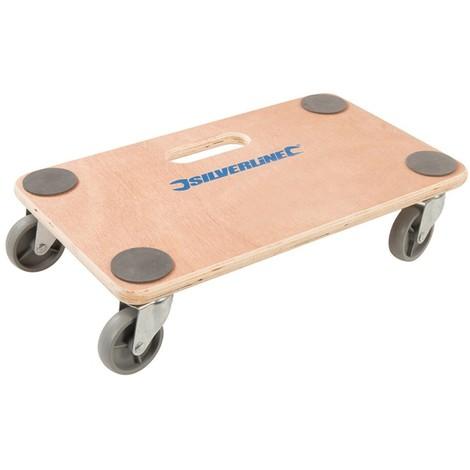 Chariot plateforme - 150 kg