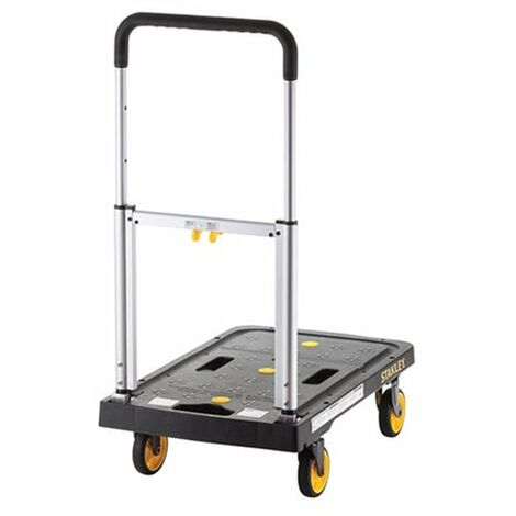 Chariot Plateforme Charge Max. 120 Kg Stanley