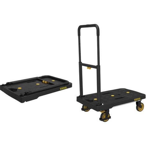 Chariot plateforme Stanley Fatmax FXWT-712 pliable aluminium Charge max: 135 kg 1 pc(s)