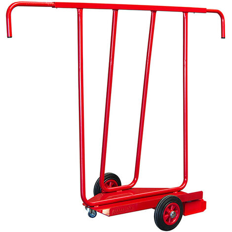 Chariot porte panneaux simple - Charge max 400kg (plusieurs tailles disponibles)
