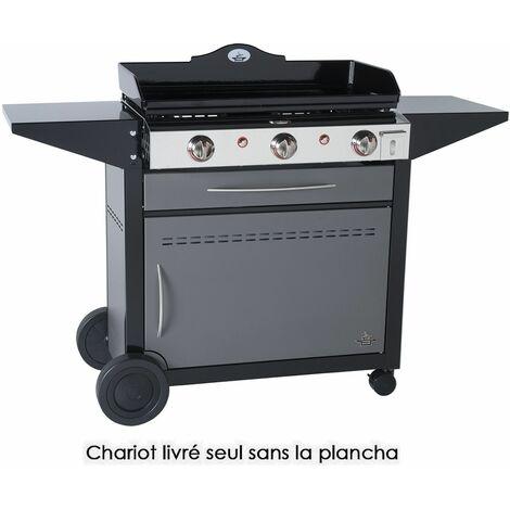 chariot pour plancha - 925750 - forge adour