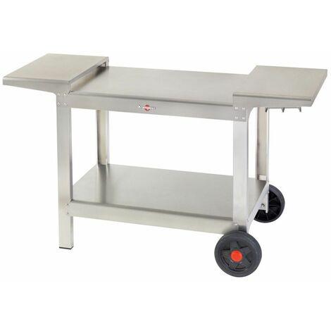 chariot pour planchas 50/60/75cm - khea05 - krampouz