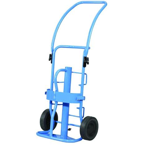 Chariot support pour poste oxyacétylénique KORO