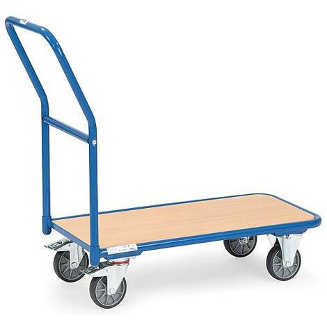 Chariots de magasin - Charge 200 kg
