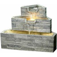 Charles Bentley 3 Tier Brick Water Feature