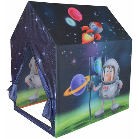 Charles Bentley Astronaut/Space/Planets Play Tent/Wendy House/Playhouse/Den