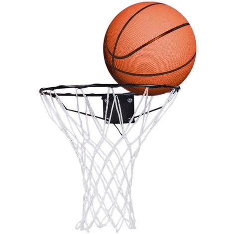Charles Bentley Basketball Hoop & Ball Set - Black