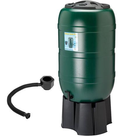 Charles Bentley Conjunto Tope Agua Hecho de Polietileno - 210 Litros