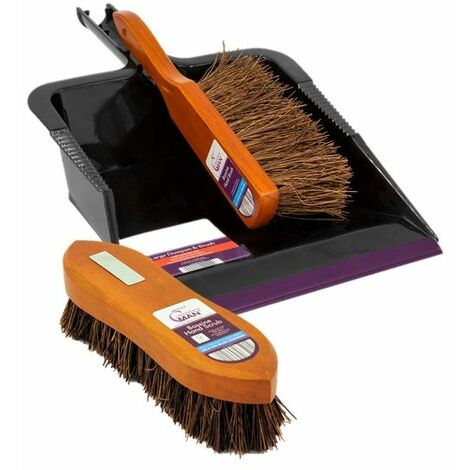 Charles Bentley Countryman Larger plastic Dustpan Set Online Exclusive