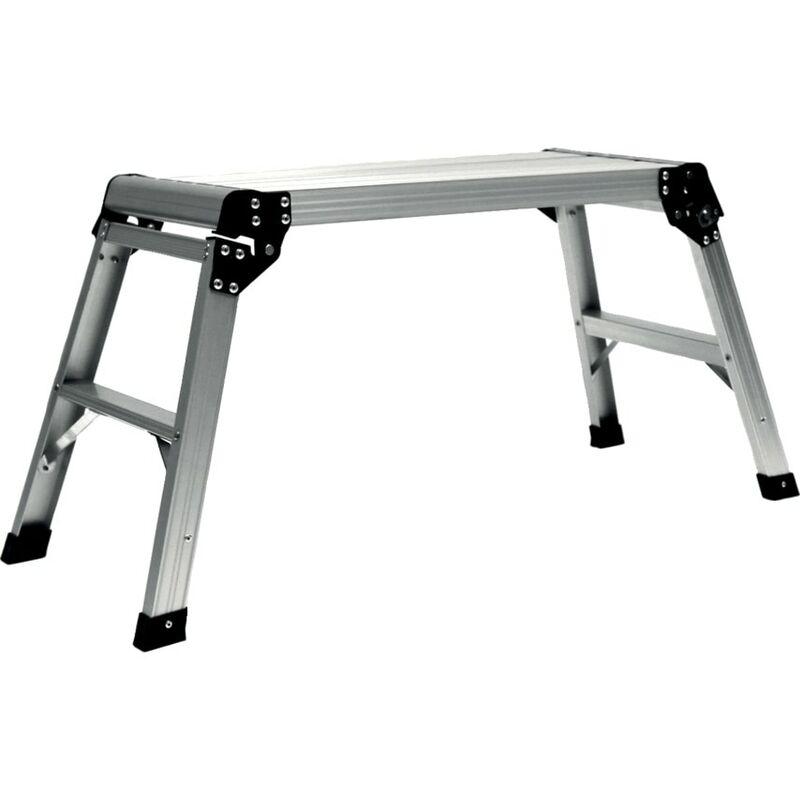 Image of Bentley Brushware LAD.WP.01 Lightweight Folding Aluminium Platform Ladder