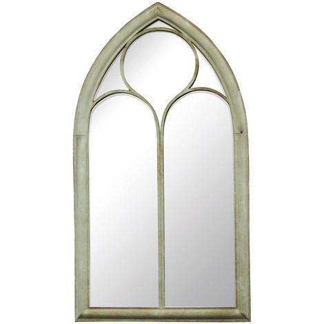 Charles Bentley Garten Gotische Kapelle Glasspiegel Geeignet für den Innenbereich