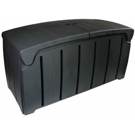 Charles Bentley Ward Plastic 322L Storage Box Grey
