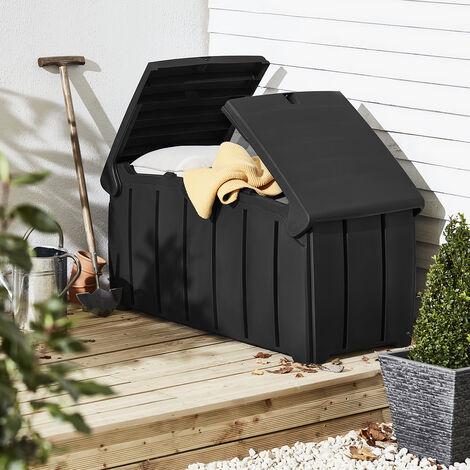 Charles Bentley Ward Plastic 322L Storage Box Grey - Gray