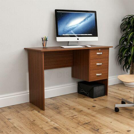 Charles Computer Desk, Walnut