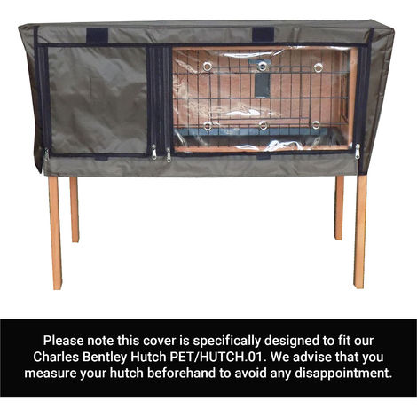 Charles Housse de cage Pet/hutch.01 - pour cochon d'Inde/lapin