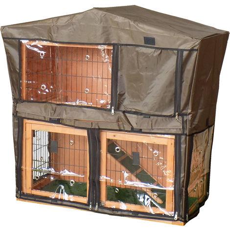 Charles Housse de cage Pet/Hutch.03 - pour cochon d'Inde/lapin
