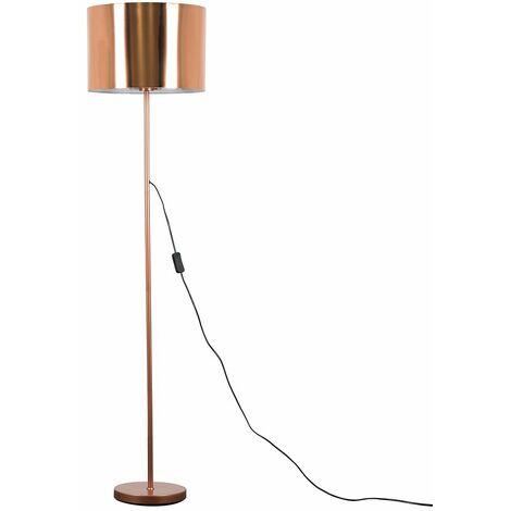 Charlie Copper 150cm Floor Lamp