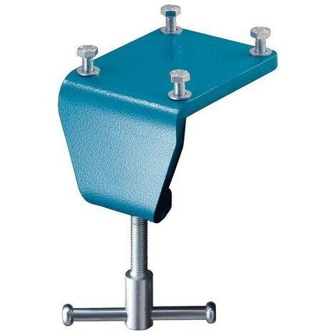 Charnière d'établi, Epaisseur de plaque : 10-60 mm, Pas des trous 73 x 56 mm, Dimension des trous M6