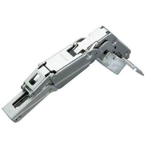 Charnière salice silentia 155° - Version : Silentia + - Matériau : Acier - Profondeur boîtier : 13,5 mm - Amortisseur : Avec - Push : Non - Diametre boîtier : 35 mm - Fixation : A visser - Ouverture - Amortisseur : Avec