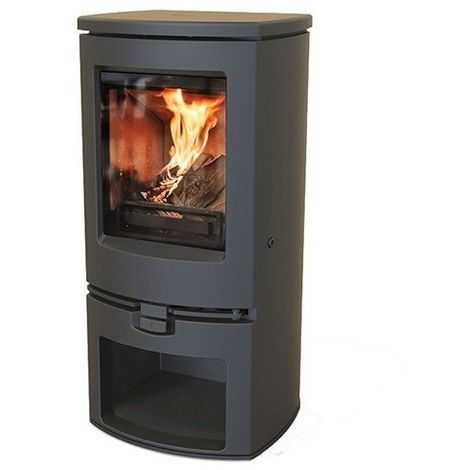 Charnwood Arc 7kW Eco Design Ready Stove with Logstore