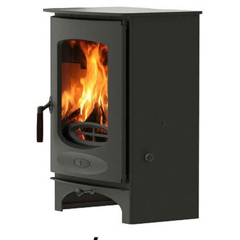 Charnwood C-Eight BLU Ecodesign Ready Wood Burning Stove
