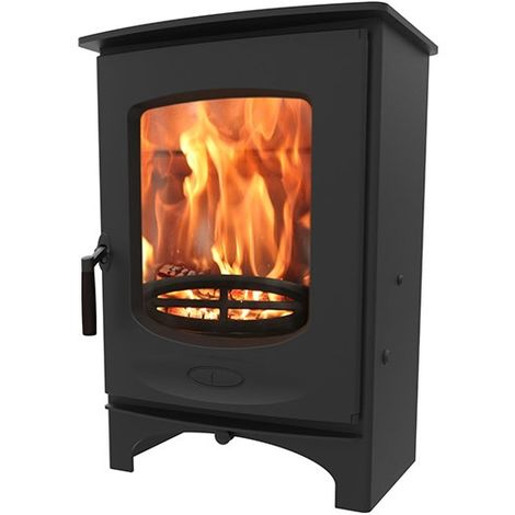 Charnwood C-Eight DEFRA Approved Wood Burning / Multifuel Stove