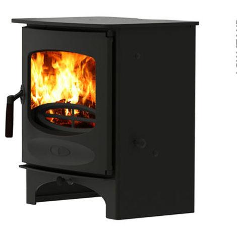 Charnwood C-Five BLU Ecodesign Ready Wood Burning Stove