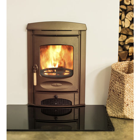 Charnwood C-Four DEFRA Approved Multi Fuel Inset Stove
