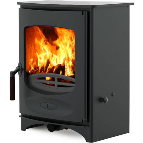 Charnwood C-Four DEFRA Approved Wood Burning / Multifuel Stove