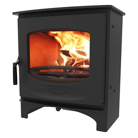 Charnwood C-Seven DEFRA Approved Wood Burning / Multi Fuel Stove