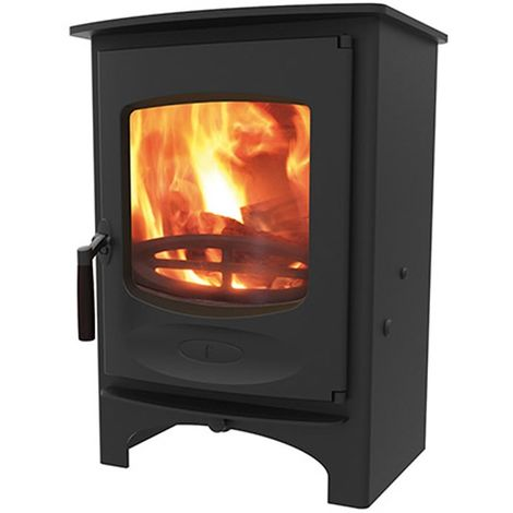 Charnwood C-Six DEFRA Approved Wood Burning / Multifuel Stove