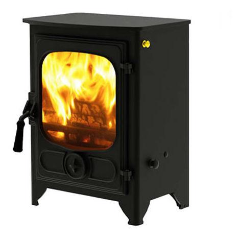 Charnwood Country 4 Wood Burning / Multi Fuel Stove