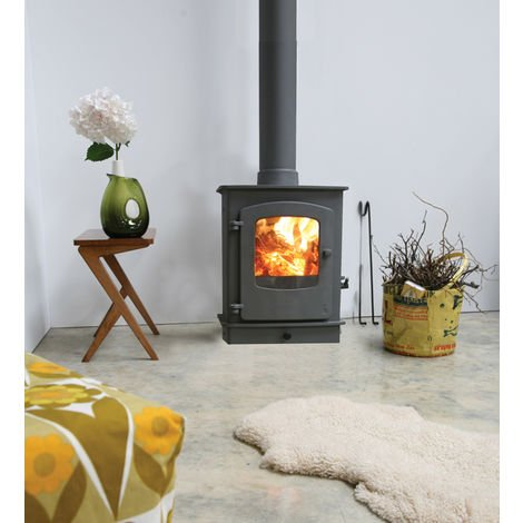 Charnwood Cove One Wood Burning / Multi Fuel Defra Approved Stove