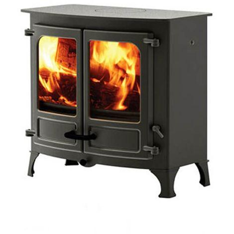 Charnwood Island Three BLU Ecodesign Ready Wood Burning Stove