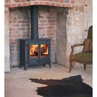 Charnwood Island Two Defra Approved Stove