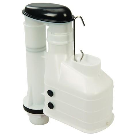 Chasse d'eau ajustable Fonction double