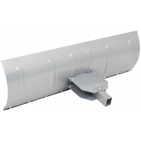 Chasse-neige pour VTT 150 x 44 cm Argente