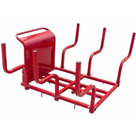 Chassis pour le transport de bois, pour le dumper MRP300 MW-Tools MRP300AH