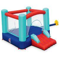 Château gonflable - Chambord - structure trampoline gonflable, aire de jeu pour enfants, 2,5 x 2,1 x 1,5 m