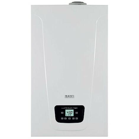 Chaudière à condensation à Methane et au Gpl Baxi 24KW LUNA DUO-TEC ET A7720025