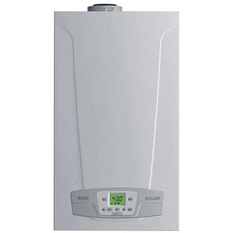 Chaudière à condensation au gaz naturel et au Gpl Baxi 28KW DUO-TEC COMPACT+ 28 GA 7220177