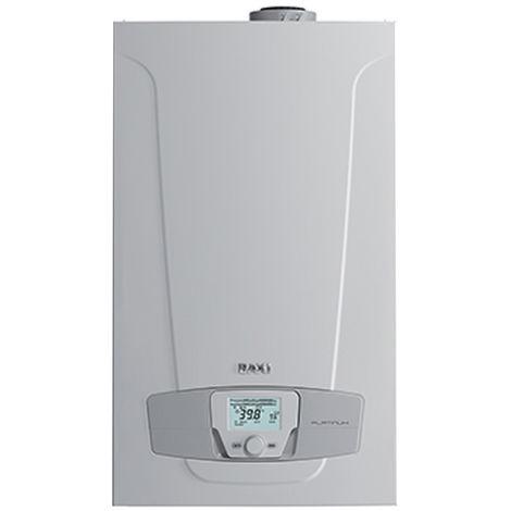 Chaudière à condensation au gaz naturel et au Gpl Baxi 33KW LUNA PLATINUM+ 33 GA 7219697