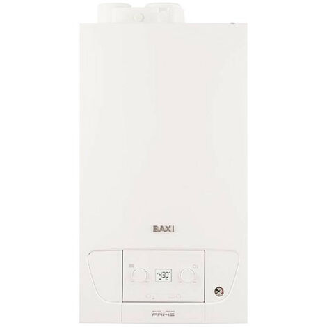 Chaudière à condensation Baxi ÉVOLUTION des 26 PREMIERS gaz naturel GPL Propane A7715732