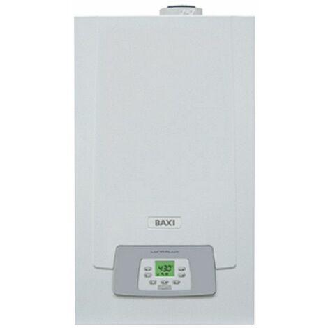 Chaudière à condensation pour au Méthane Baxi 33KW LUNE ALUX 33GA 7223487